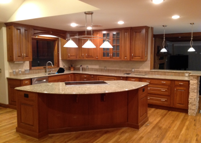 Custom KItchen Cabinet 02 Cincinnati Ohio