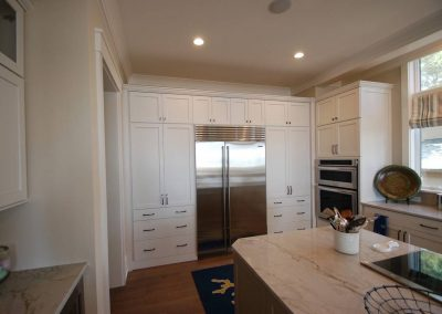 Custom KItchen Cabinet Cincinnati Ohio HH ref wall